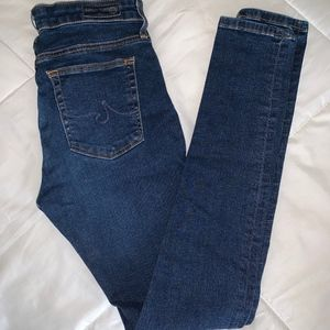 Adriano Goldschmied Farrah High Rise Skinny Jeans